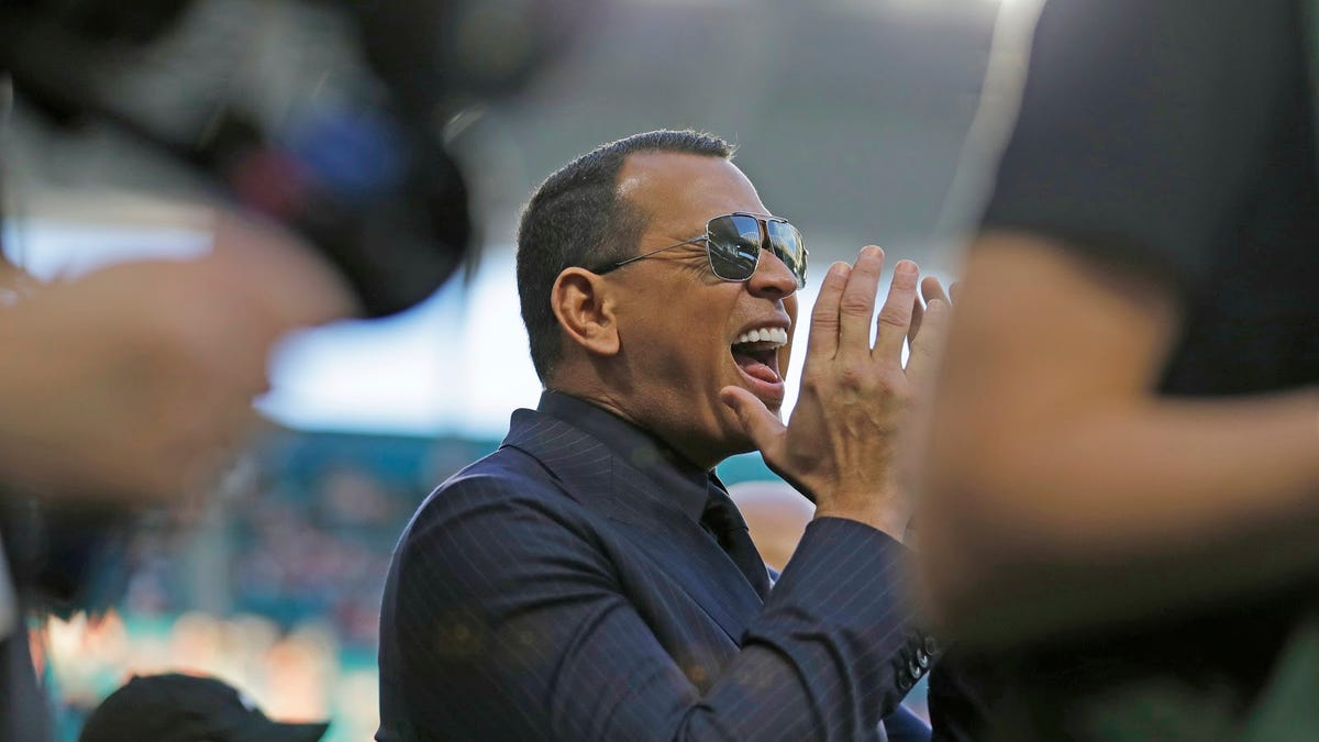 Alex Rodriguez and ESPN's Sunday Night Baseball are Can't Stomach TV