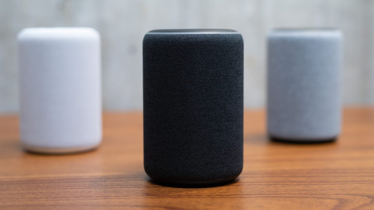 Unplug Your Smart Speakers While You're Working From Home