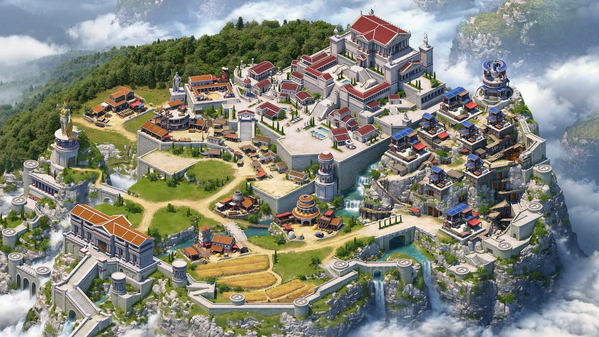 Isometric Cities Are The Best Cities