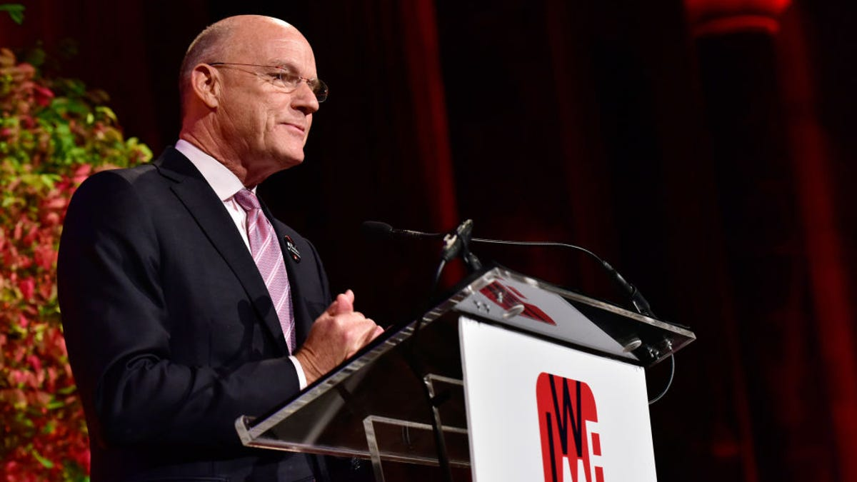 MSNBC President Phil Griffin Allegedly Waved Around a Picture of Maria Menounos's Naked Crotch at a Staff Meeting