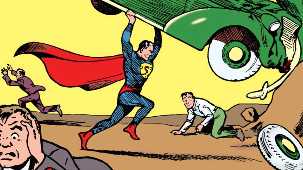 El primer cómic de Superman se convierte en el más caro de la historia