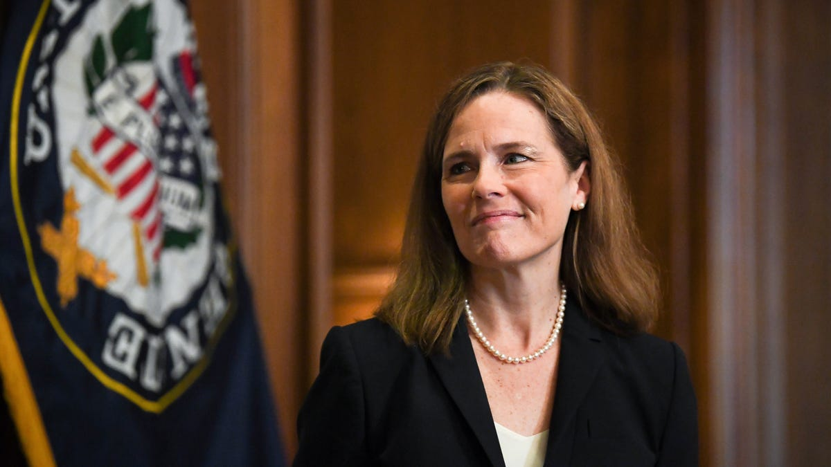 Amy Coney Barrett Is One Big Walking Conflict of Interest