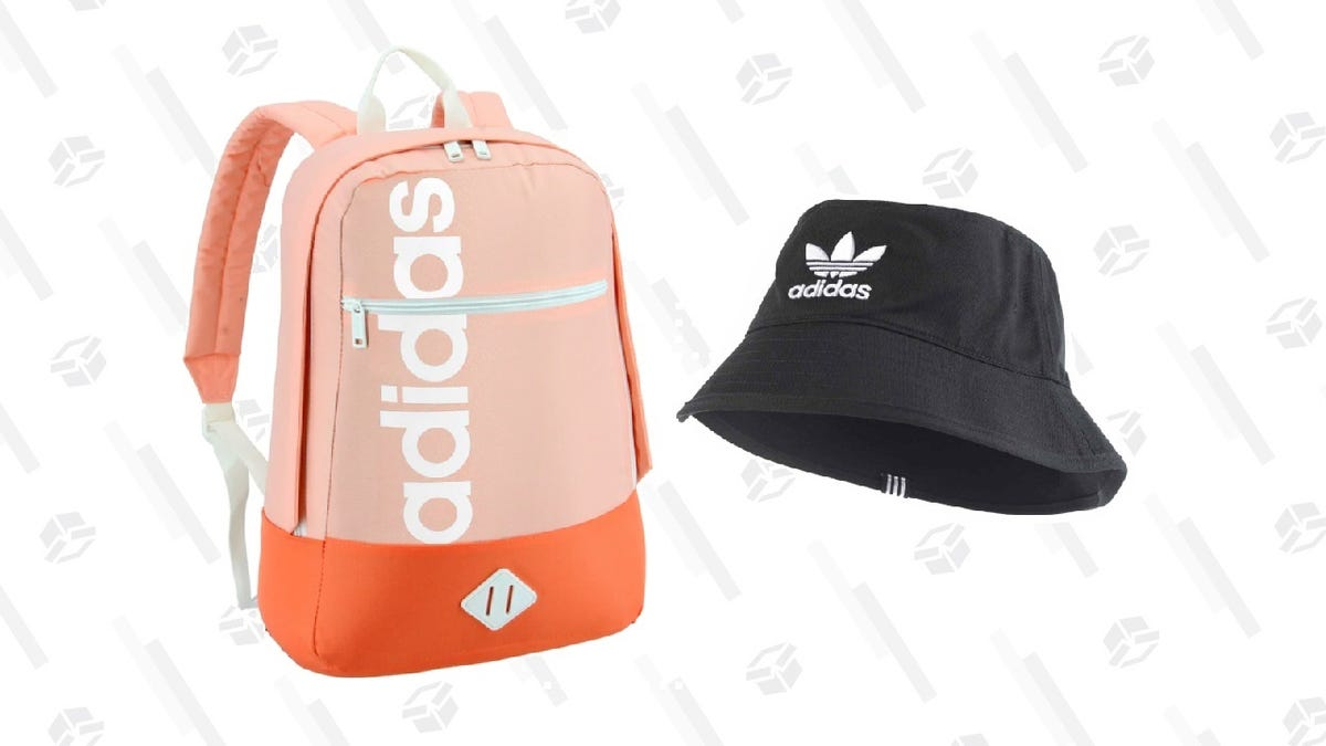 Upgrade Your Hats and Backpacks With 30% off Accessories at Adidas Today