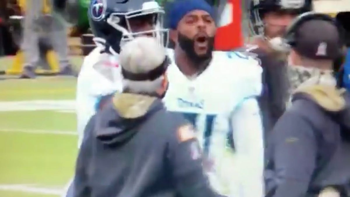 Lord knows John Harbaugh didn't want that smoke with Malcolm Butler