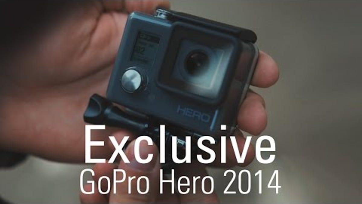 Este es el primer vídeo de la nueva GoPro Hero de bajo coste