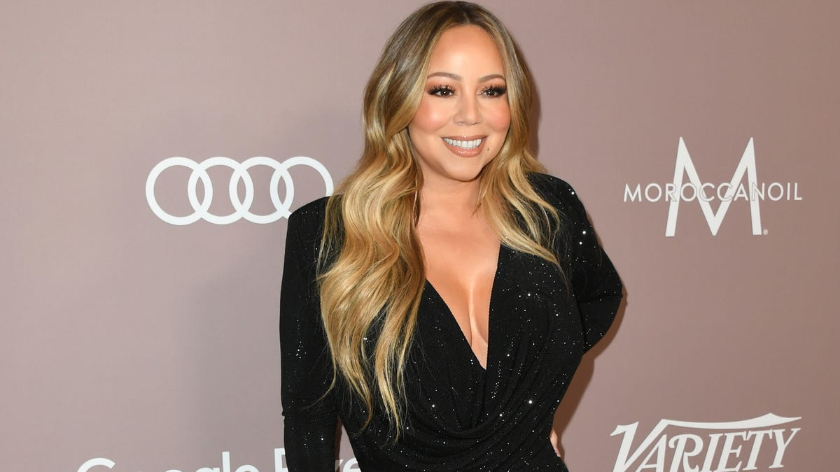 Despite a 'Misogynistic Society of Corporate Asses' Mariah Carey Is Thriving