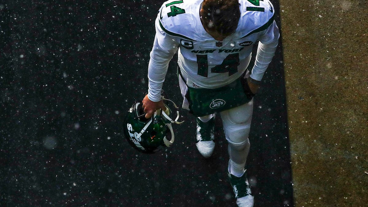 In the end, Darnold, not the Jets, will have figured it out