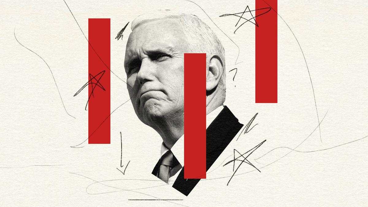 Mike Pence, a Bigot and Coward, Who Made the Chaos Make Sense