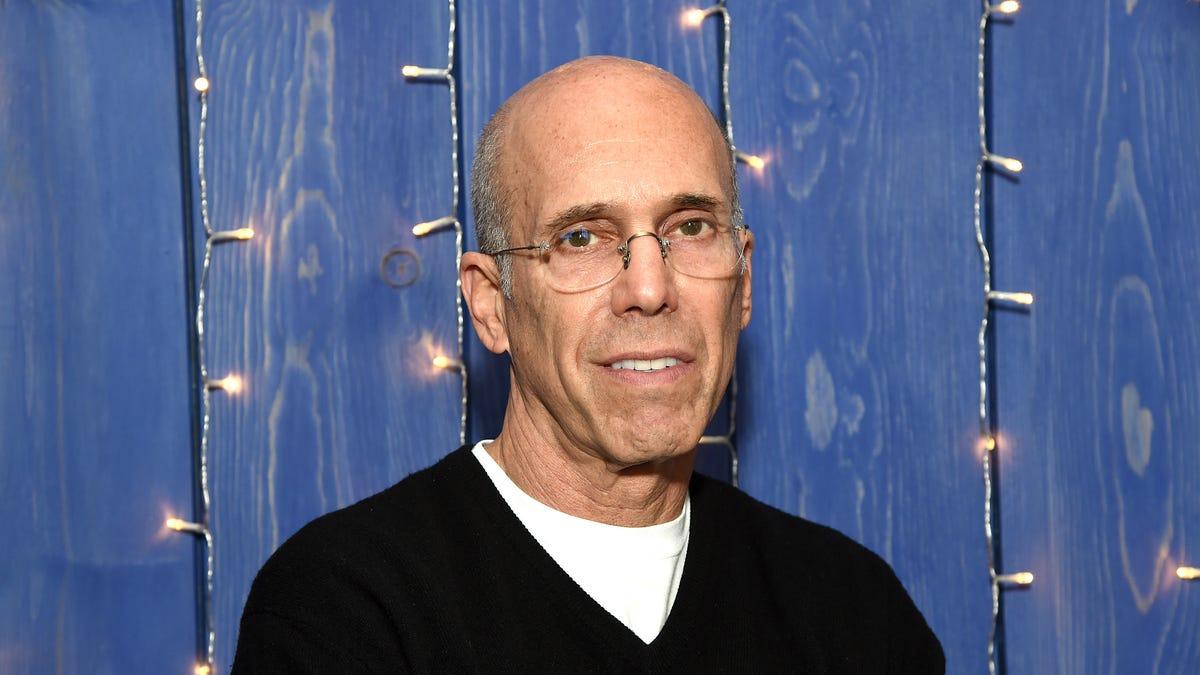 Jeffrey Katzenberg admits Quibi's failure wasn't entirely COVID's fault