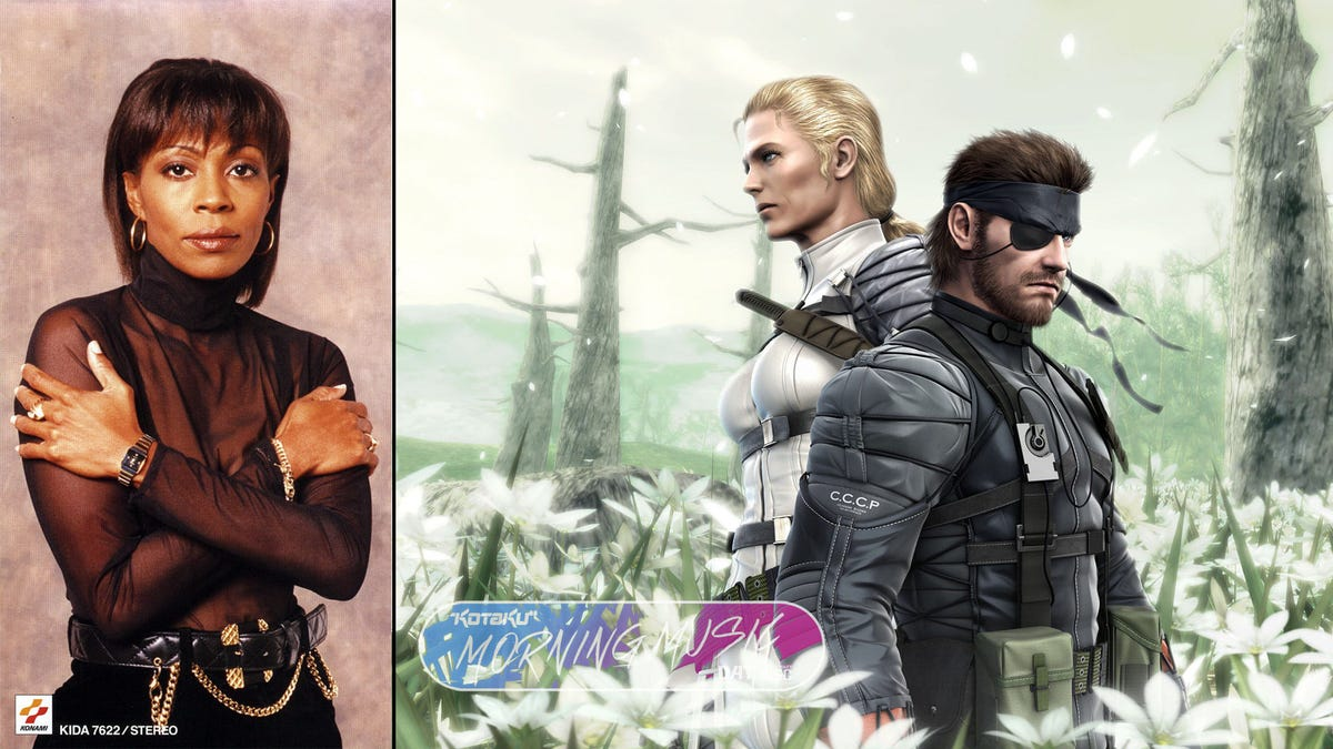 """MGS3's """"Snake Eater"""" Is Good Enough To Be A Bond Theme"""