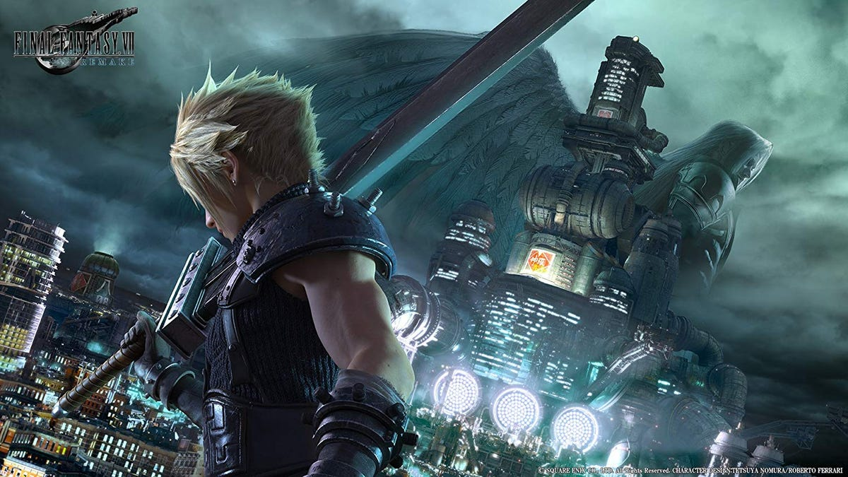 Square Enix Delays Final Fantasy VII Remake And Avengers