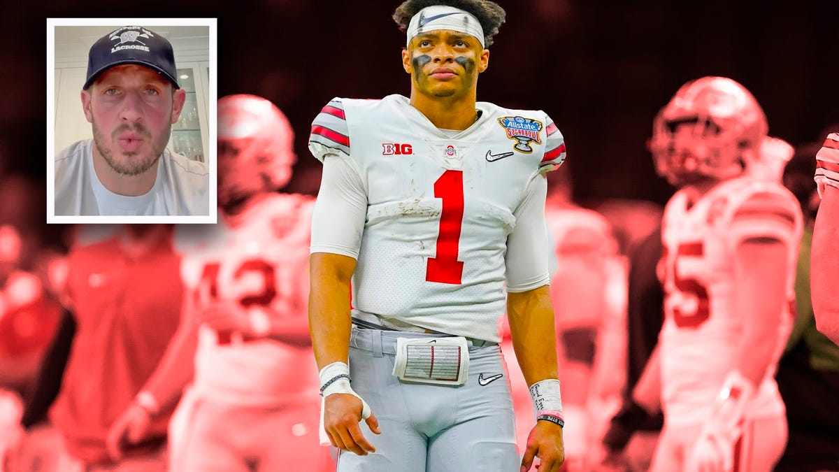 Justin Fields, Dan Orlovsky, and the never-ending degradation of Black QBs with age-old stereotypes