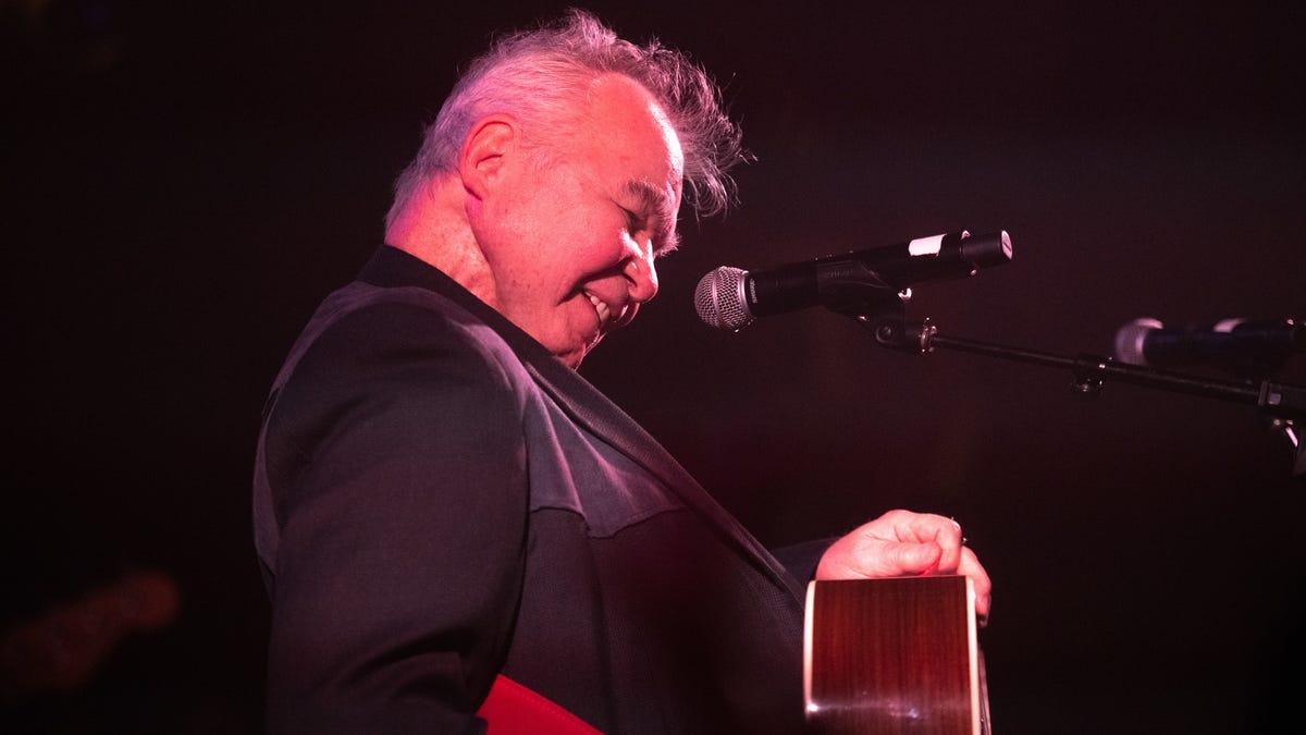 R.I.P. country folk legend John Prine