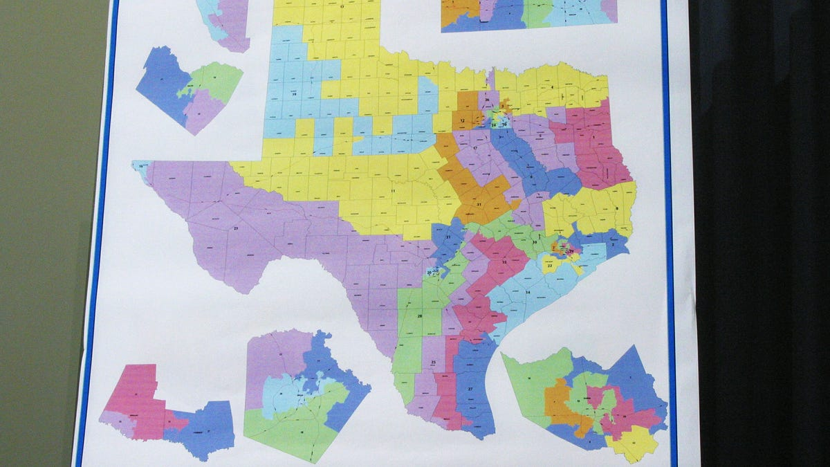 Gerrymandering Is At The Heart Of The 2020 State Elections