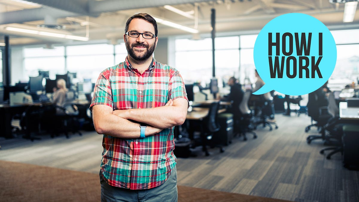 I'm Slack CTO Cal Henderson, and This Is How I Work