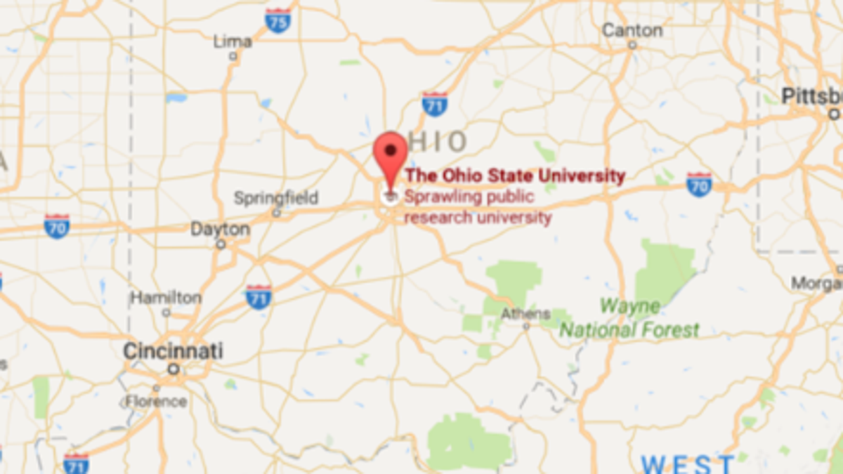 Ohio State University Suspect Shot and Killed; 10 Injured in ...