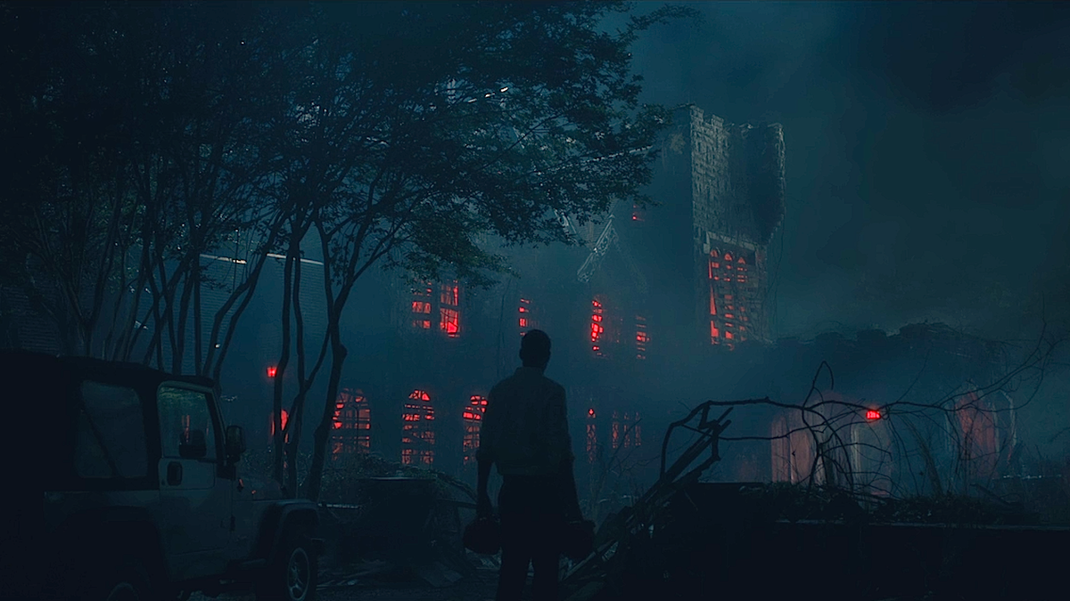 Even An Imperfect The Haunting Of Hill House Runs Like Clockwork