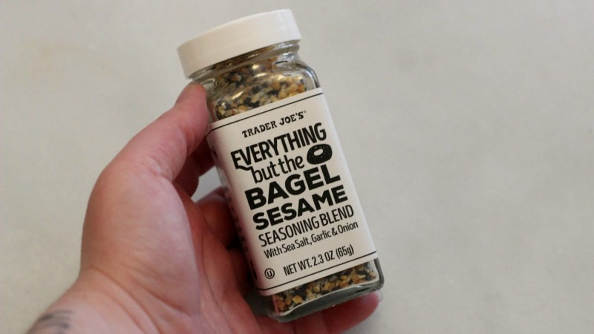 This Everything Bagel Seasoning Is, Quite Literally, My New Everything
