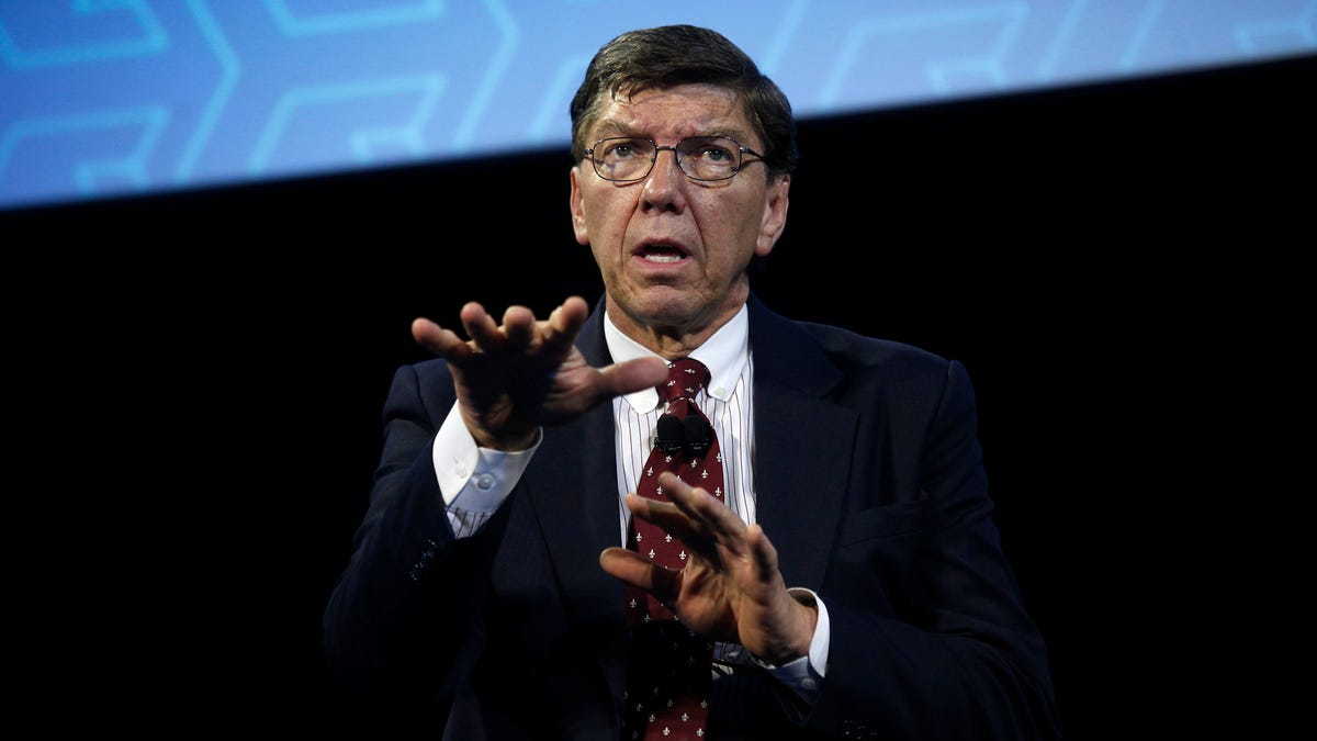 Clayton Christensen, Father of
