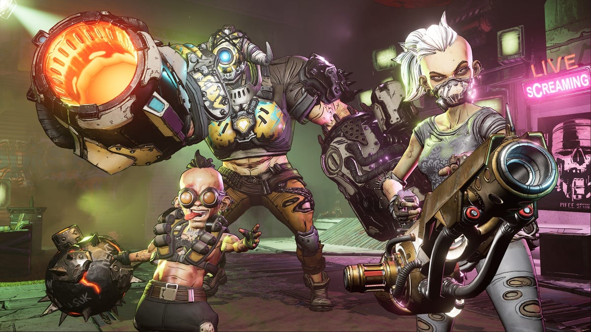 Epic Paid $115 Million For The Borderlands 3 Exclusive