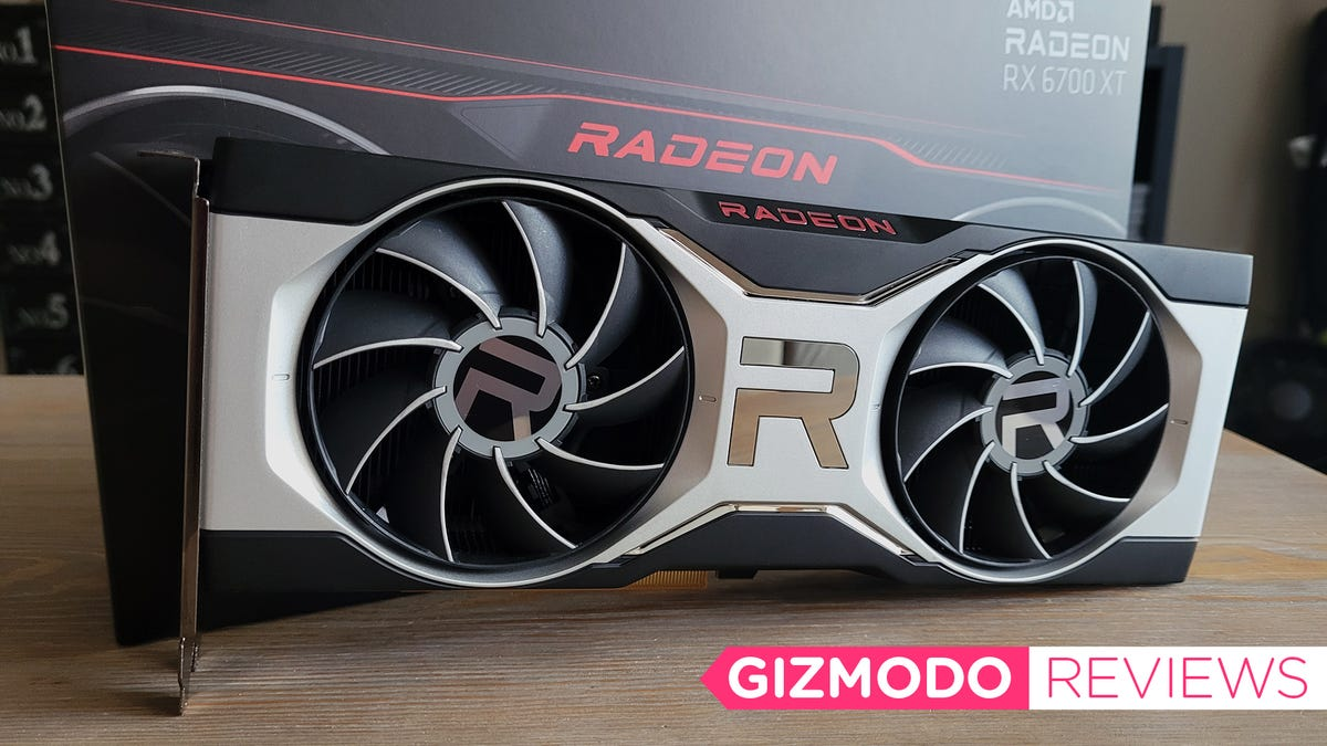 AMD's Radeon RX 6700 XT Is So Good That I'm Praying There's Enough Stock
