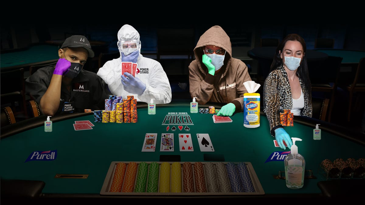 The World Series Of Poker Is A Petri Dish For Disease. Why The Hell Hasn't It Been Cancelled Yet?