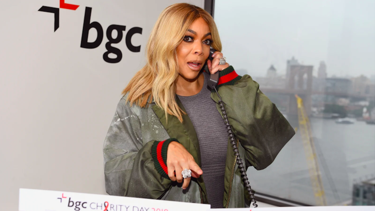 Wendy Williams Just Can't Stop Making Awful 'Jokes'