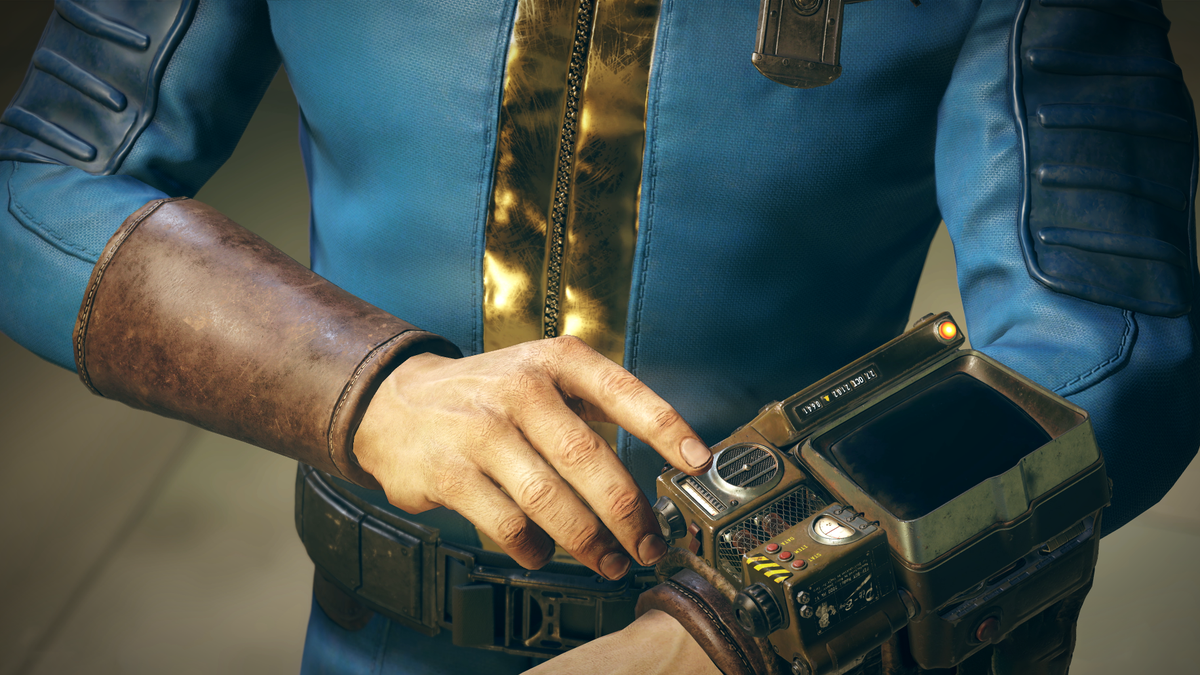 Fallout 76 Will Soon Let Players Horde Even More Junk