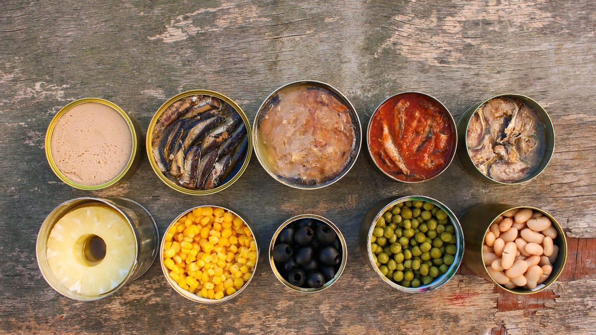These are the best canned foods