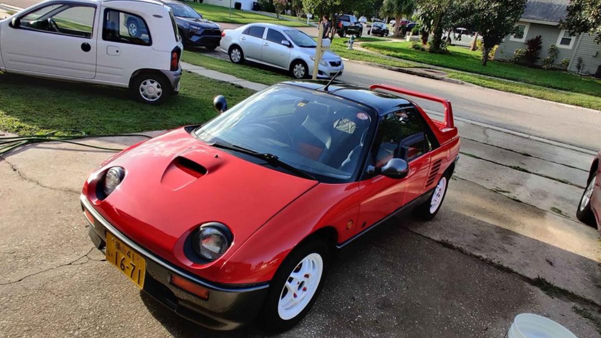 Autozam AZ-1, Subaru Forester XT, Lancia Fulvia Berlina: Die tollsten Autos, die ich online zum Verkauf gefunden habe€