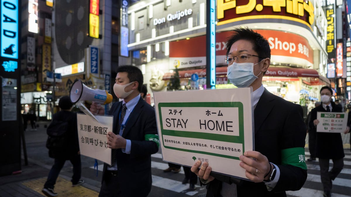 photo of Japan Is Naming and Shaming Citizens Who Don't Comply With Covid-19 Protocols image