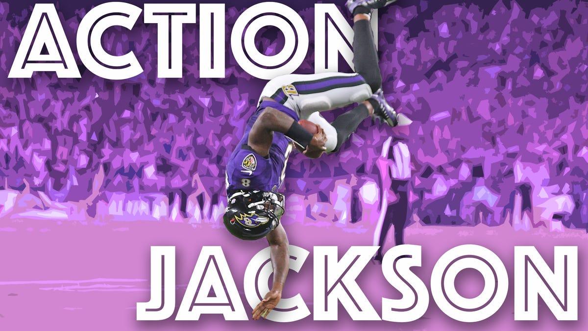 Lamar Jackson's trolls retreat to MySpace after the quarterback's epic performance