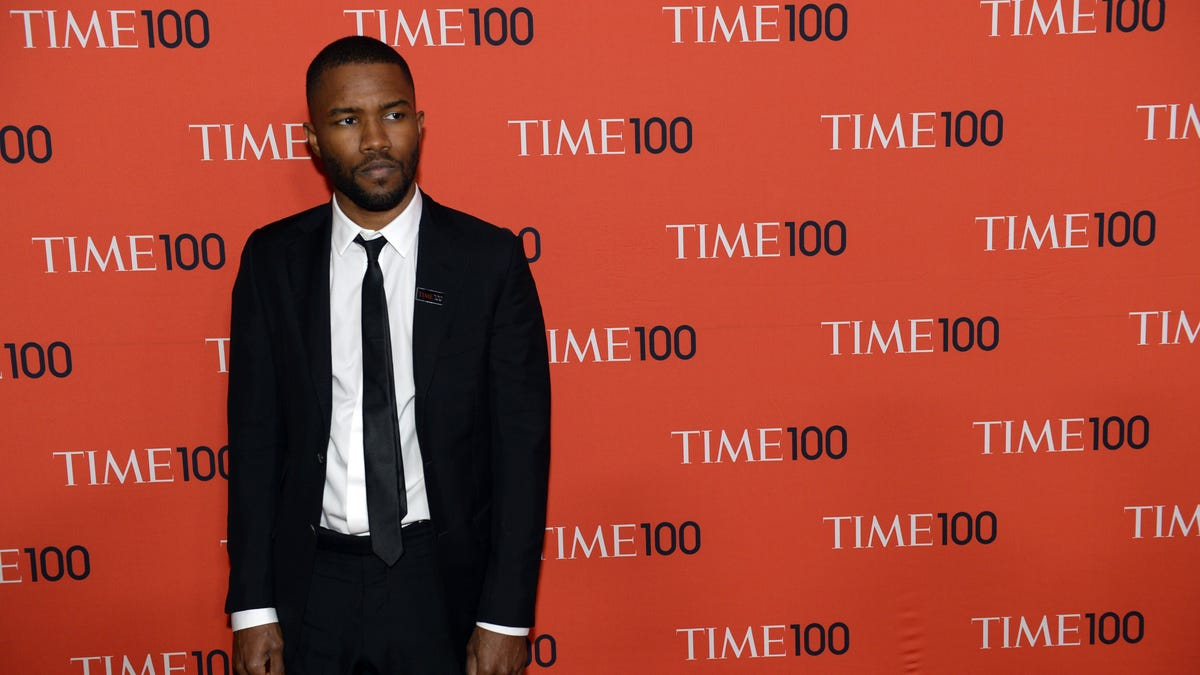 Ryan Breaux, Younger Brother of Frank Ocean, Reportedly Killed in Single-Vehicle Car Crash