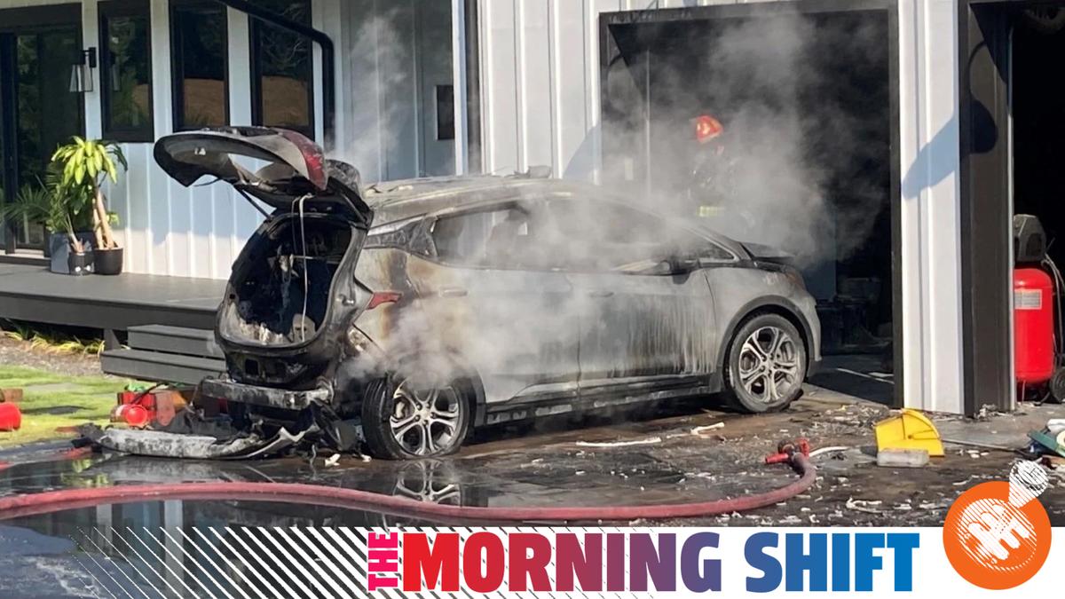 Die Chevy Bolt Feuer Sache hat wirklich eine Katastrophe für GM gewesen
