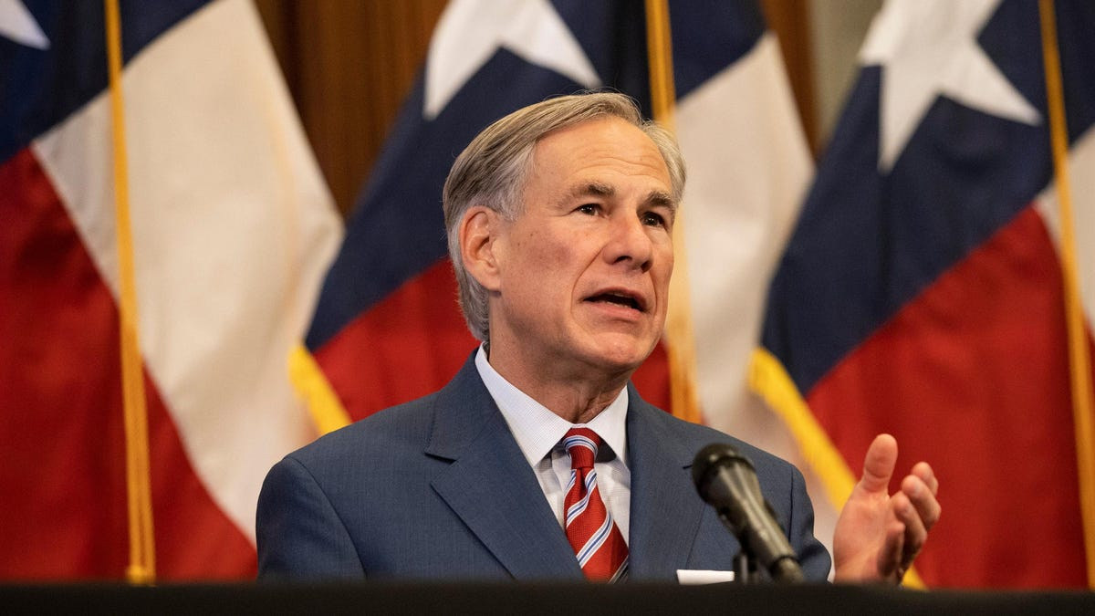 Texas Gov. Greg Abbott Tests Positive for Covid-19 Hours After Attending Maskless Campaign Event thumbnail