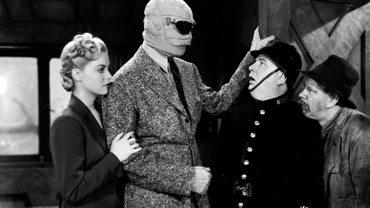 8 Essential Invisible Men (and One Invisible Woman)
