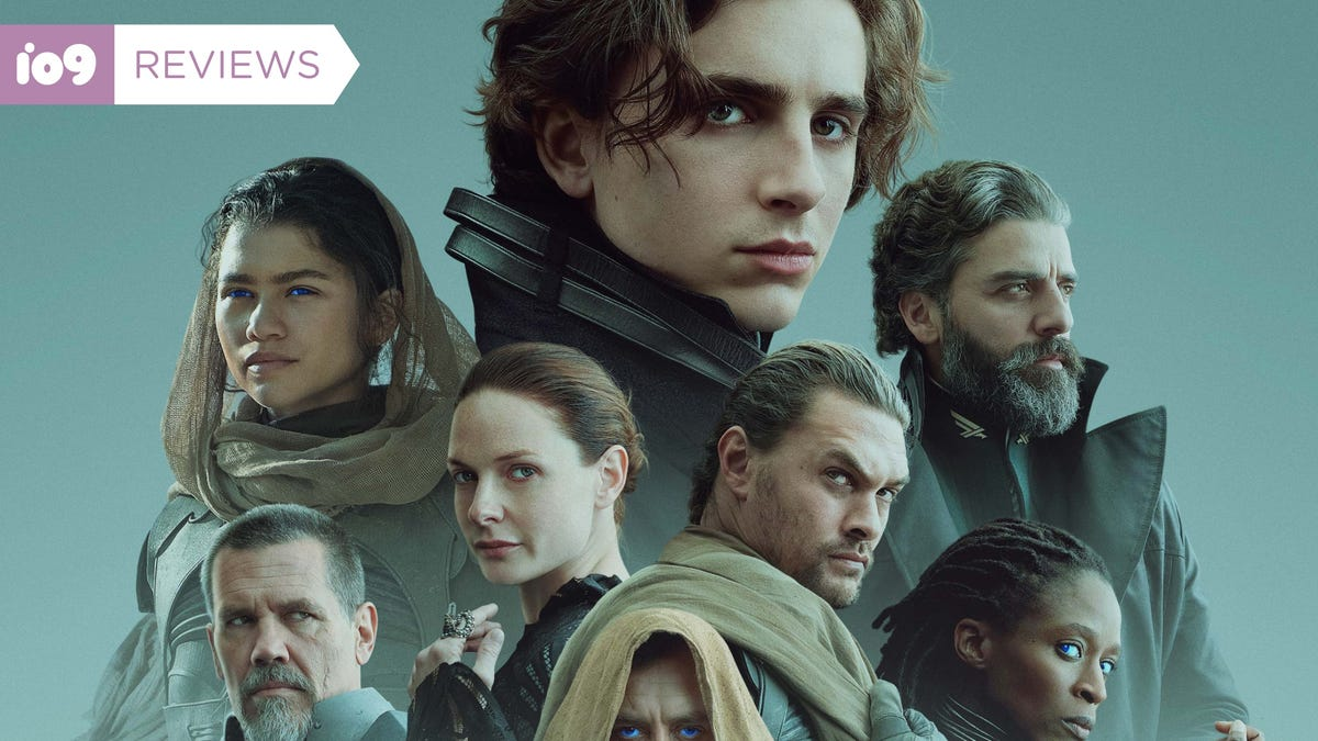 Dune Is the Jaw-Dropping Sci-Fi Epic You've Been Waiting For thumbnail