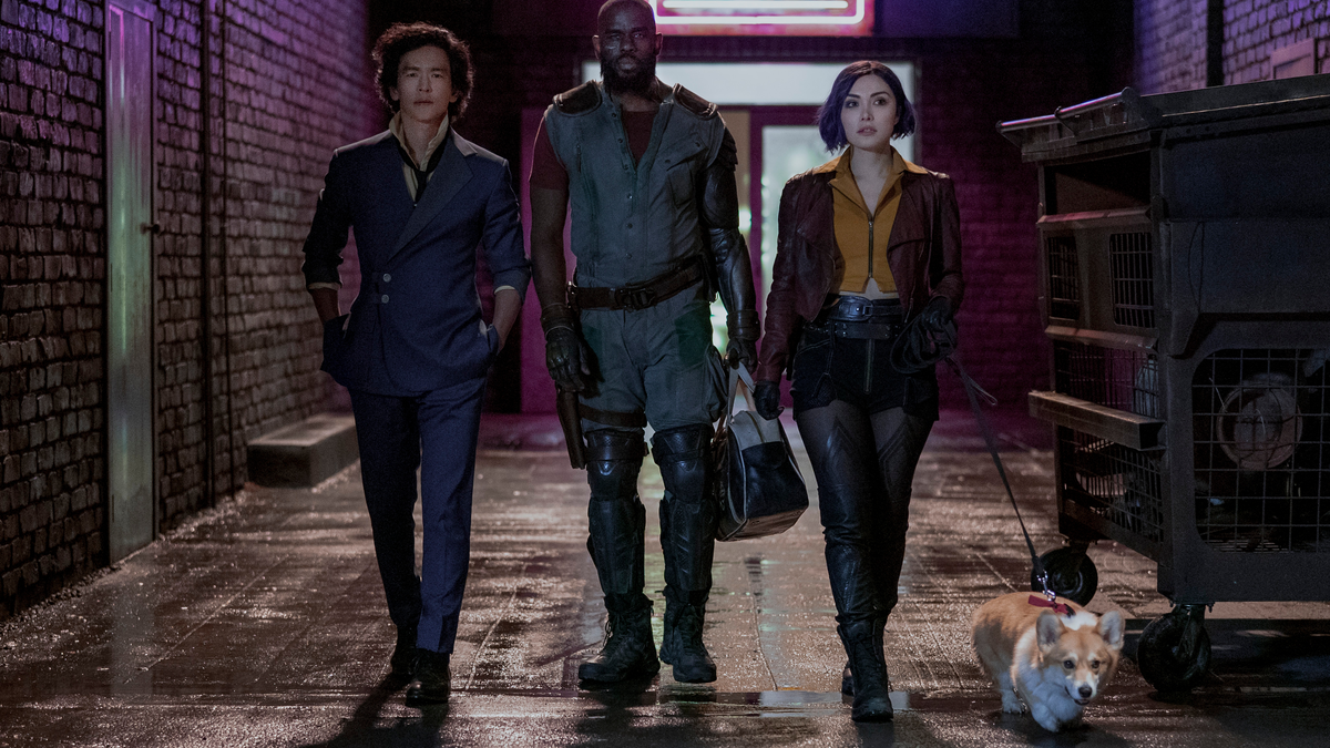Netflix's Cowboy Bebop Is Here and Ready to Jam