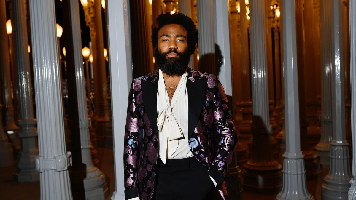 "Childish Gambino accused of plagiarism on ""This Is America"""