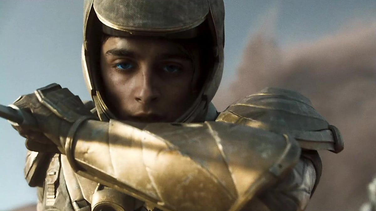 gizmodo.com - Beth Elderkin - Breaking Down the Sandworm Riding and Space-Folding in Dune's Trailer