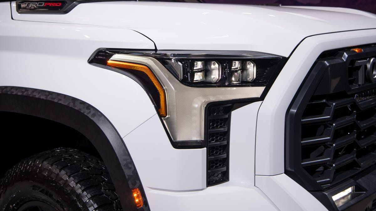 Der Toyota Tundra TRD Pro 2022 hat eine geringere Nutzlast als der Ford Ranger