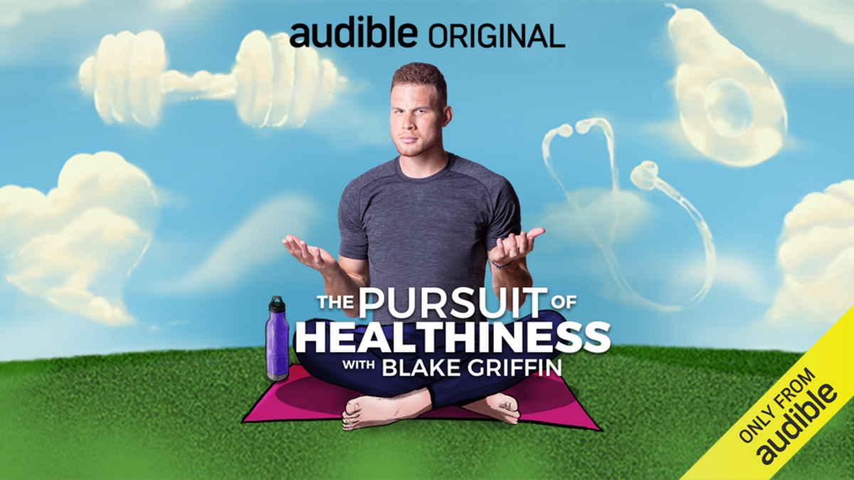 Blake Griffin, Malcolm Gladwell Discuss Police Brutality, Social Justice on Season Premiere of The Pursuit of Healthiness