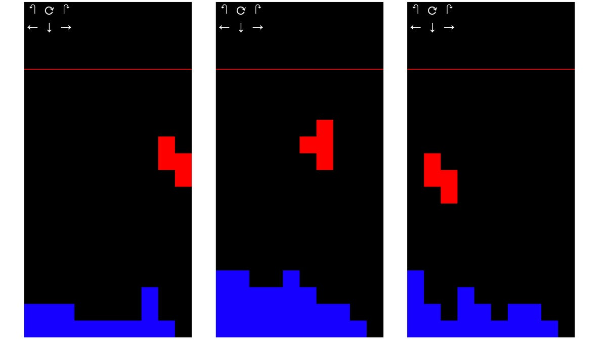 Your Brain Deserves to Play Lovetris: a Soothing Version of Tetris That Always Gives You the Exact Piece You N - Gizmodo