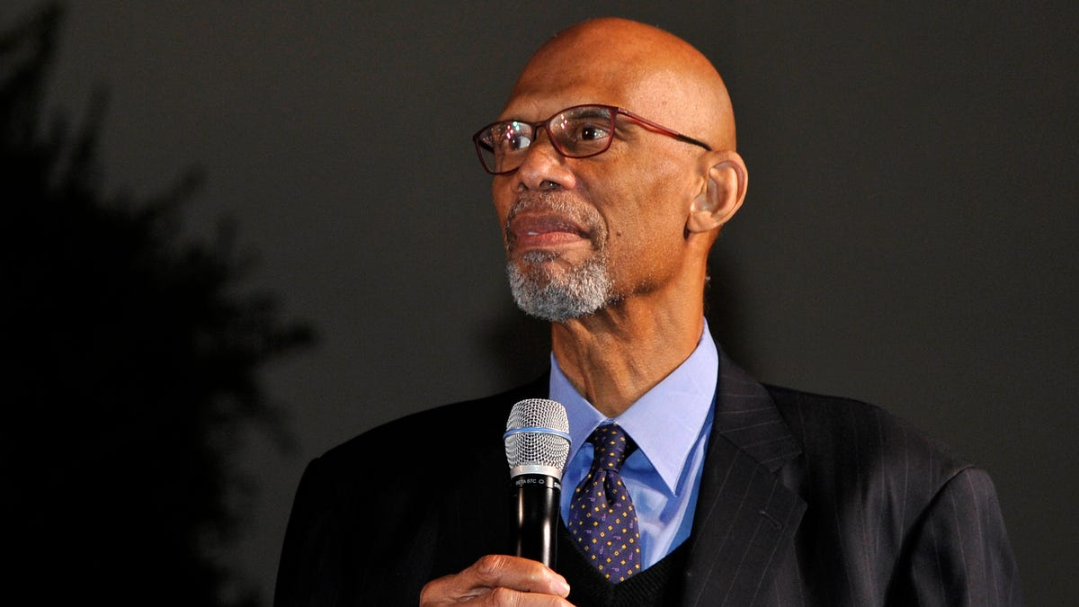 Kareem Abdul-Jabbar tells Deadspin why he still fights for equality