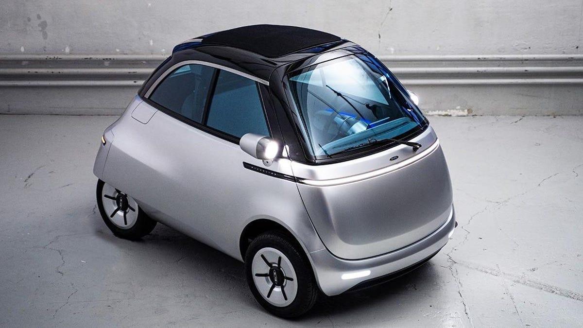Ups, die EU hat dieses winzige Retro-EV teurer gemacht als normale Autos