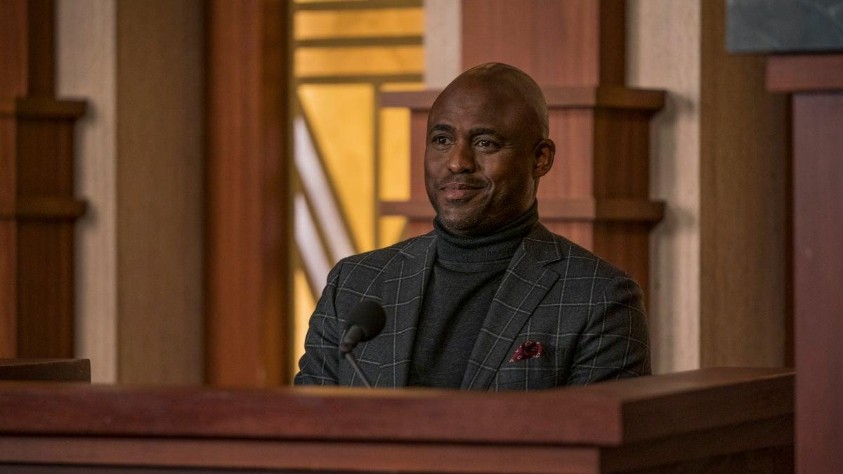 Wayne Brady on The Good Fight and what makes a great Jeopardy! host