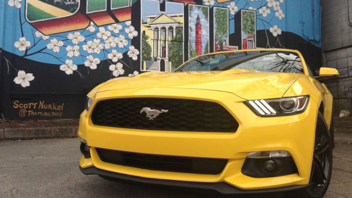 You Can Get A Crazy Deal On An EcoBoost Ford Mustang Right Now