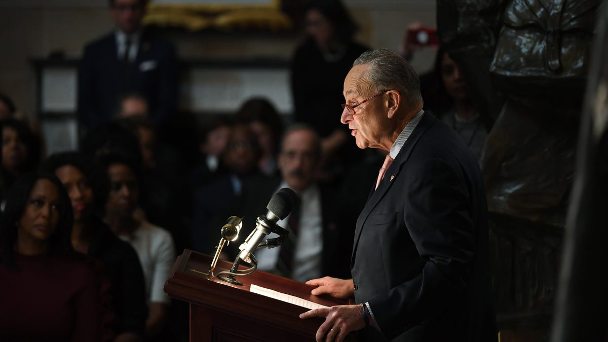 Chuck Schumer Proposes Electric-Only Cars by 2040, But That Won't Solve Climate Change