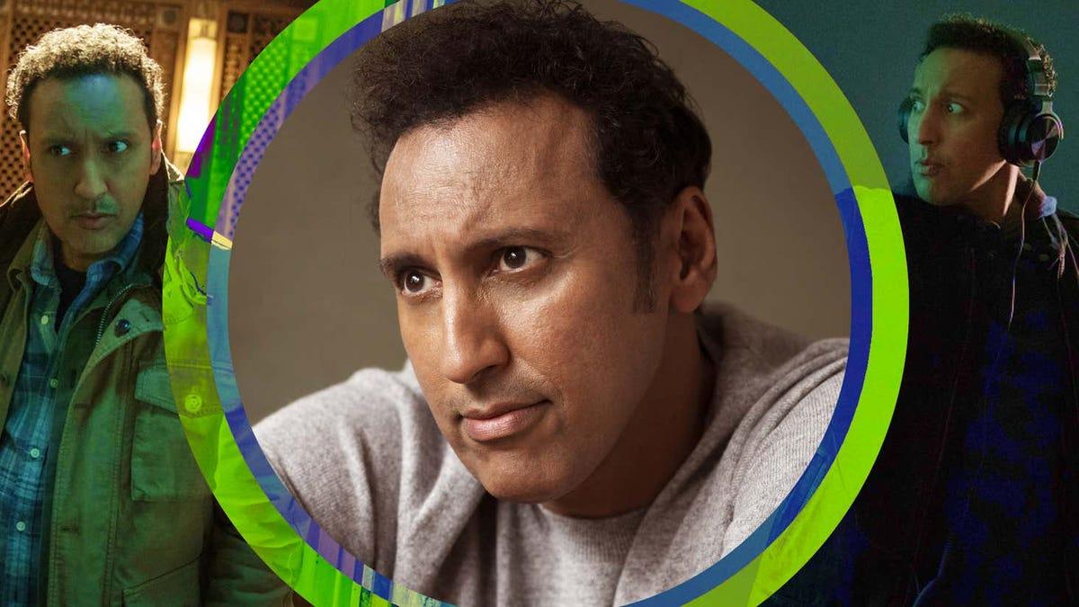 www.avclub.com: Interview: Aasif Mandvi on Evil season 2