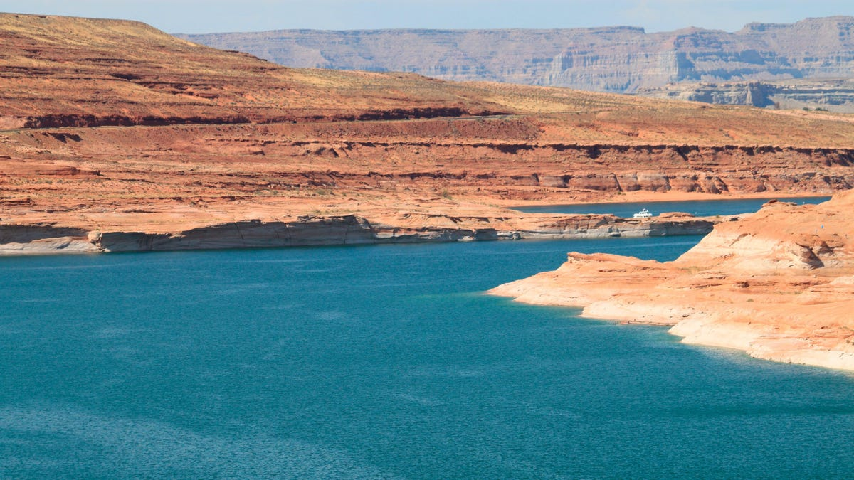 Lake Powell Hits Record Low as Megadrought Worsens